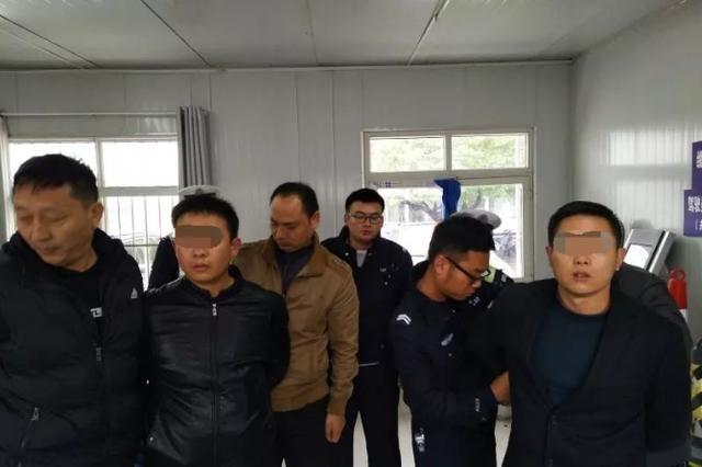 男子驾车从秦皇岛一路偷盗至漯河落网 警方追踪1个月