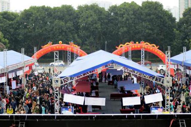 找工作的看过来! 605家单位携2.3万岗位来郑州招人才