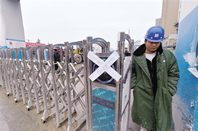 郑州这个工地管控期仍施工 负责人被移交公安处理
