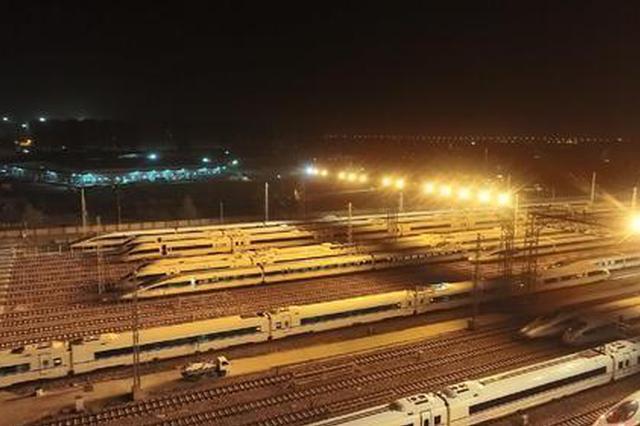 明年1月5日起调整列车运行图 郑州至威海仅7个半小时