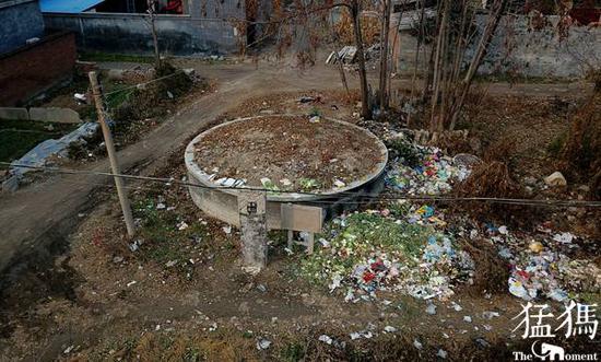 身为一代帝师 死后却与垃圾菜叶为伴的明朝郭淐墓