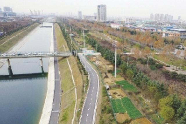 南水北调通水4周年 为郑州输送16亿m3丹江水