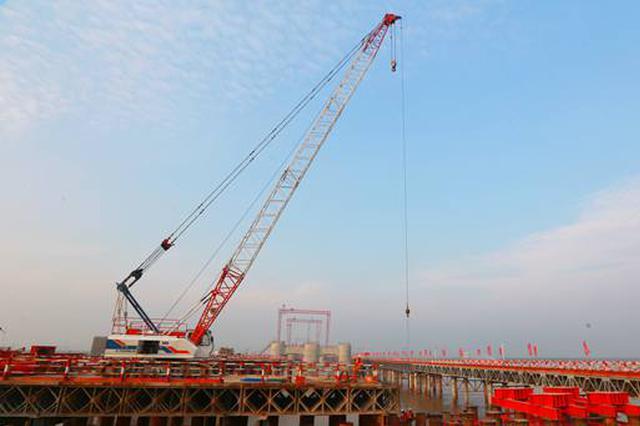 再有2年郑济高铁将开通 郑州至济南仅需1个多小时