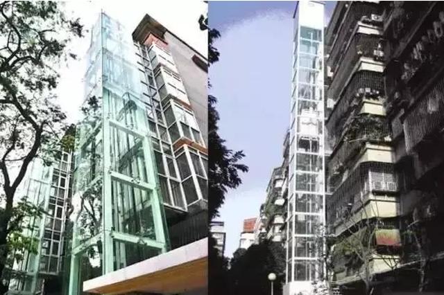 """郑州""""老楼装电梯""""有补贴啦 每台不超过15万元"""