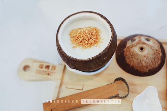 来自东南亚的椰子冻!炙烤榴莲!给你的冬天加点甜!