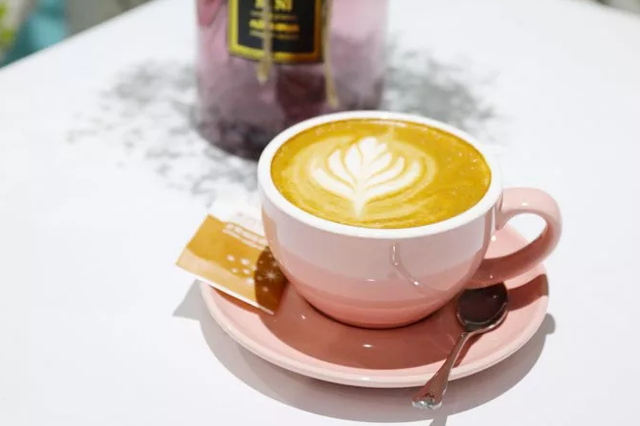 手冲咖啡!桂花拿铁!来杯咖啡治愈你的假期综合症!