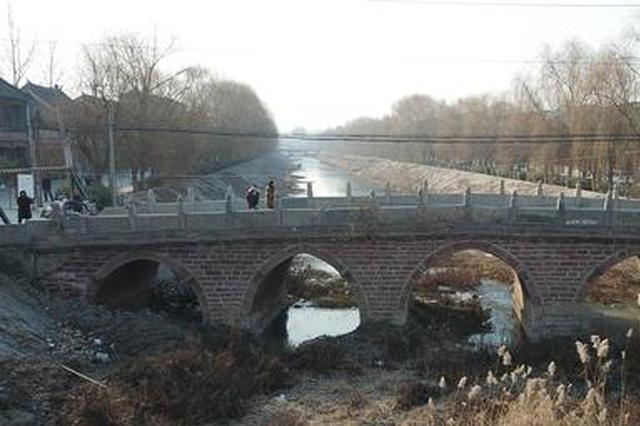距今600年仍在使用的朱仙镇大石桥 水运时代的文物遗存