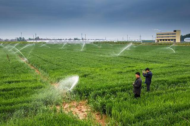 浇地也能扫码!河南互联网✛农业再有新动作