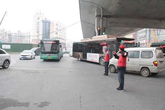 改线三年半 郑州BRT两条线路恢复原线