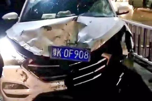 许昌长葛初中女生被撞身亡 司机弃车逃逸后被抓获