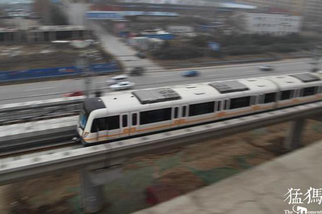 郑州城际铁路和地铁将加开四趟临客应对机场冰雪航班