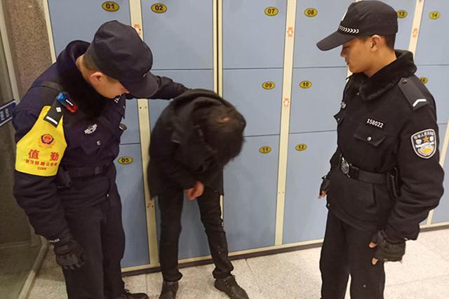 邓州单身男情人节前车站醉酒轻生 铁警热心规劝助送医