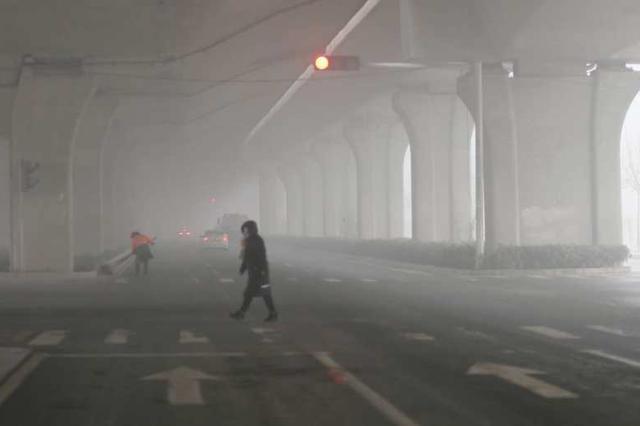 郑州市将重污染天气Ⅲ级响应调整为Ⅱ级响应
