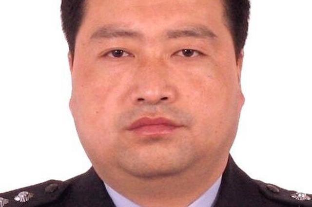 元宵节前一天河南民警因公牺牲 年仅47岁!
