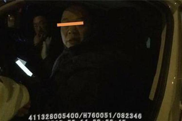 南阳唐河一滴滴司机酒后接单 得知被刑拘后自己扇脸