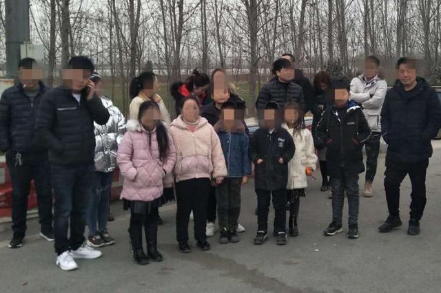 严查! 全省联动 河南高速交警严查节后超员违法