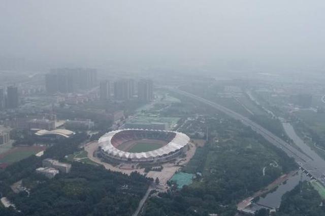 郑州市调整重污染天气Ⅱ级响应为Ⅲ级