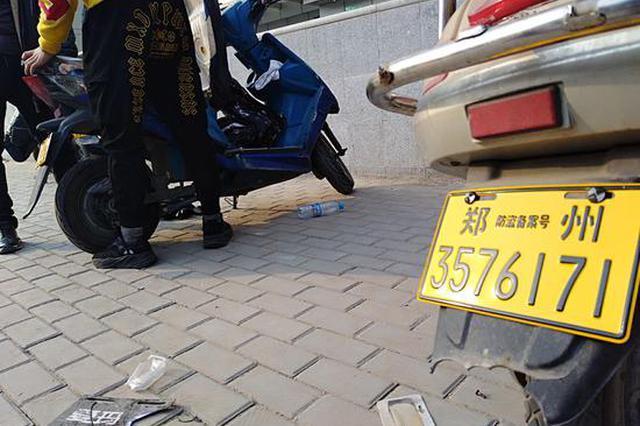 郑州人请注意:4月1日起 这些电动车将不能上路行驶