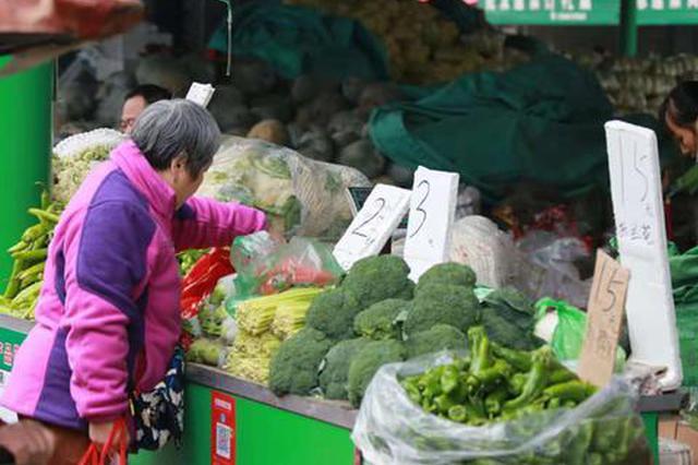 2月郑州CPI同比上涨1.5% 与国家持平
