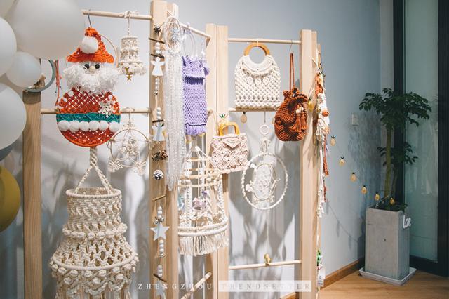 Macrame手作初体验!用一根棉绳编织出浪漫美学!