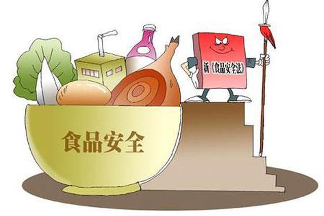 河南省随机抽检两万余三小食品 抽查合格率为95%