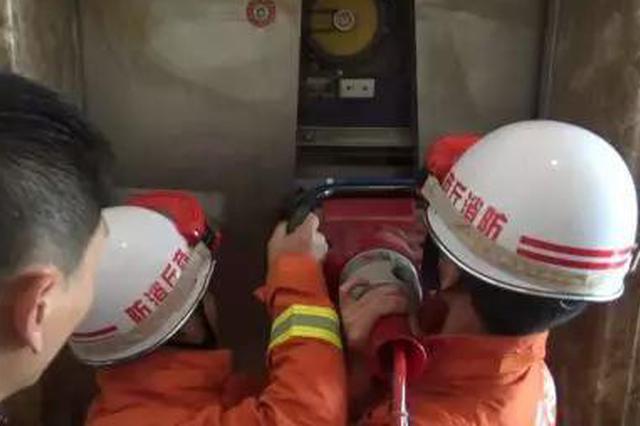 商丘一电梯从16楼滑至3楼 内有一名七八个月的孕妇