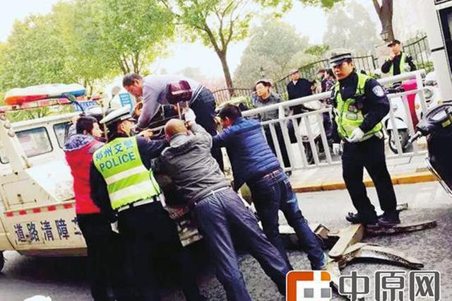 即日起郑州市开展新一轮交通秩序集中整治行动