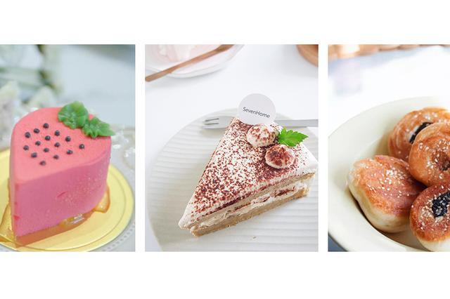 这六家可颜可甜的小店,给你春日里满满的甜!