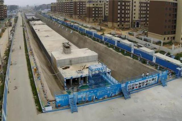郑州二七商业区地下综合管廊将开建 预计2022年完工