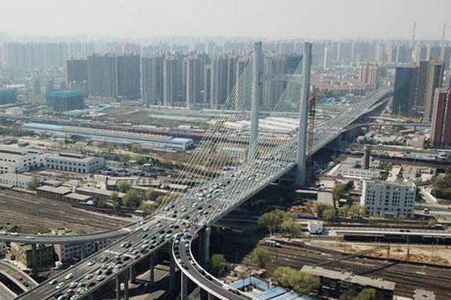 农业路大桥建成通车 郑州快速路网体系组网完成