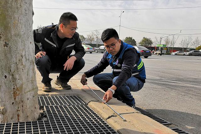 郑州市政全面加强设施病害排查 提升设施管养水平