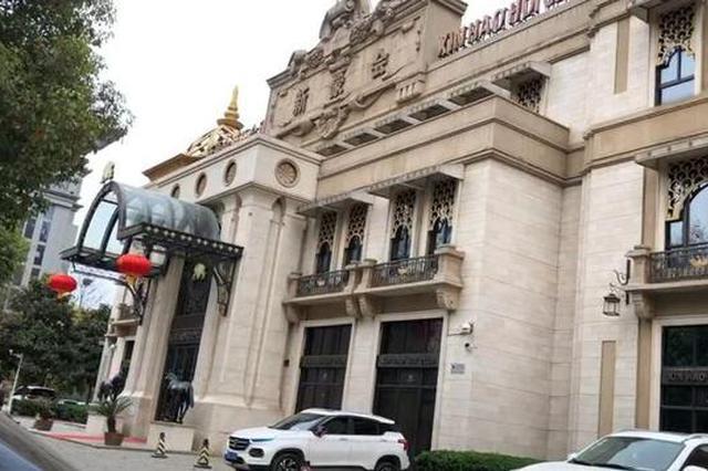 洛阳两娱乐场所设淫秽游戏 提供特殊服务 警方介入