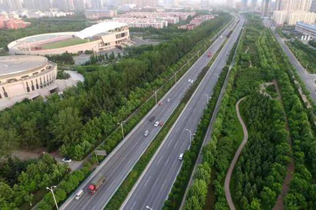 """河南普通公路也将建生态廊道 努力打造""""一路一景""""绿"""