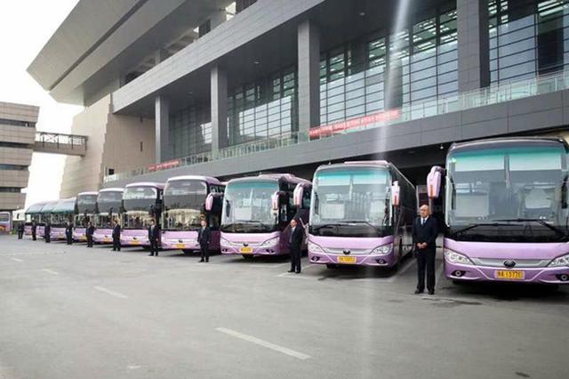 好消息!郑州陇海汽车站开通七条景区直通车班线