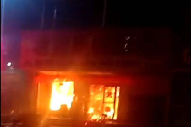河南巩义回郭镇一饭店发生爆炸 已造成8人受伤