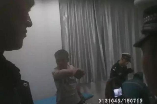酒后驾驶还推搡辱骂交警 渑池男子阻碍执行职务被拘
