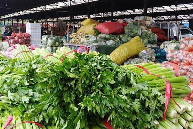 郑州去年食品抽检合格率为97.9% 问题食品以这五类为主