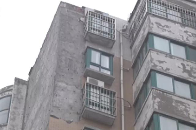 新乡高层外墙脱落老人被砸身亡 物业:责任不该我们担