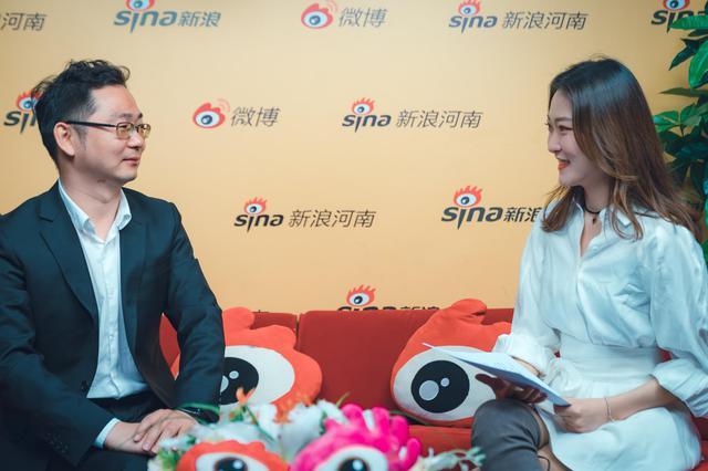 新浪河南专访|海川集团吉利事业部副总裁甘熊:通过马拉松等体