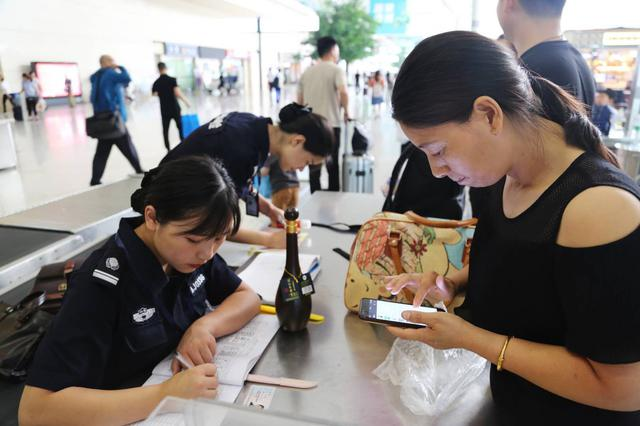 """5月12日起 郑州东站对进京旅客实行""""二次安检"""""""