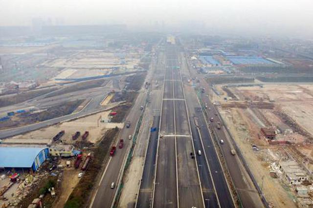 郑州征集四环线景观照明方案 今年6月底前高架主线建成通车