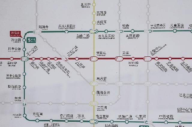 郑州今年还有3条地铁通车 未来21条线路构建地铁大时代