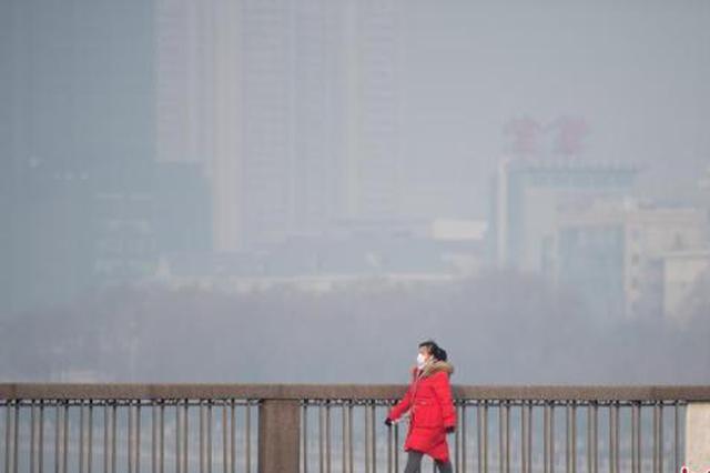 郑州环境空气质量周奖惩月排名 靠后最高扣款200万