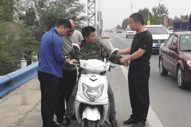 4月至今 郑州警方已抓获盗窃电动车嫌疑人205名
