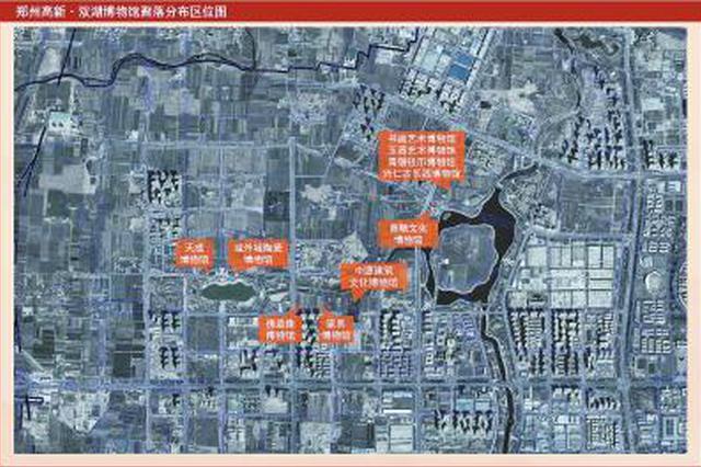 郑州首个博物馆聚落开建 由陶瓷博物馆等10家组成