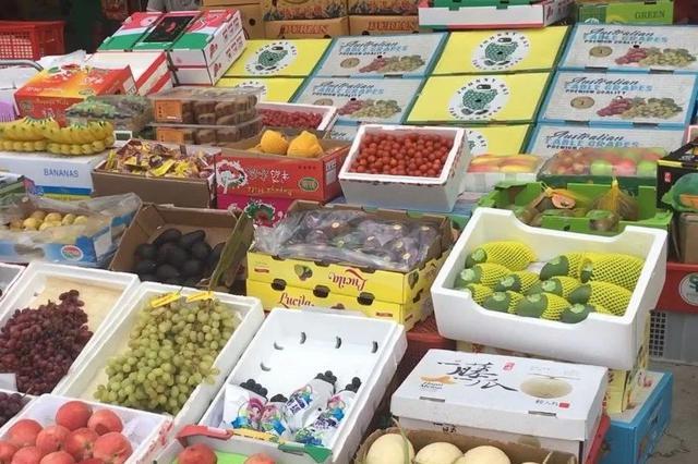 苹果梨子实在贵 樱桃荔枝价更高 郑州市民:太贵 买不了