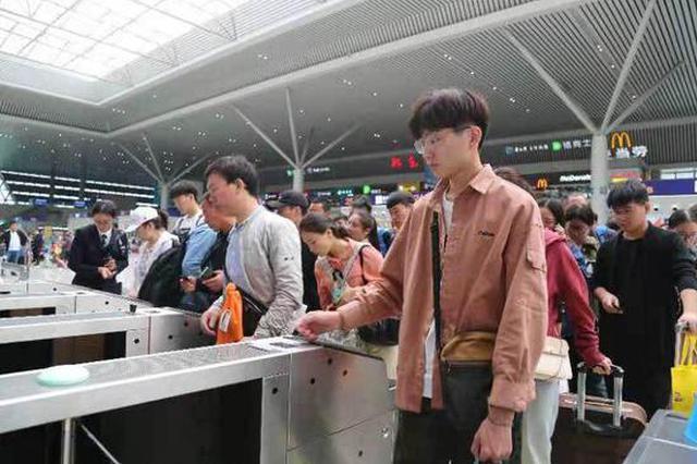 好消息!郑州东站新增4趟往返威海、绩溪始发高铁列车