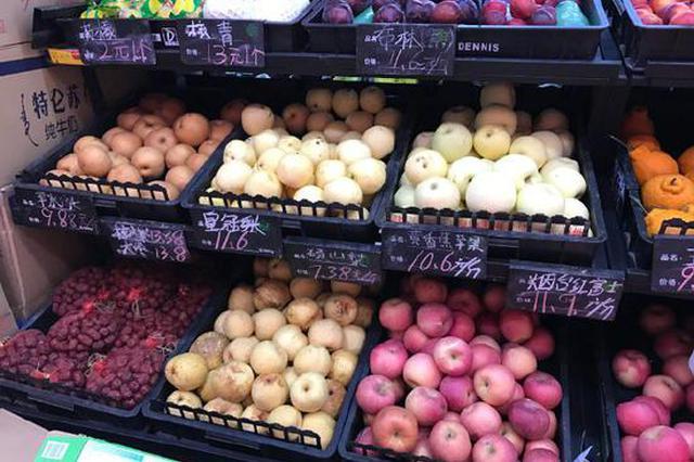 郑州水果价格为何大涨:部分水果产区受灾产量锐减