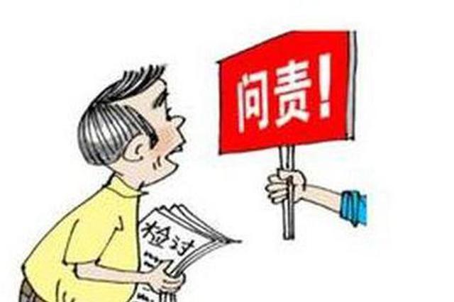 通报!洛阳12名干部被问责 因对中州渠治理效果不佳
