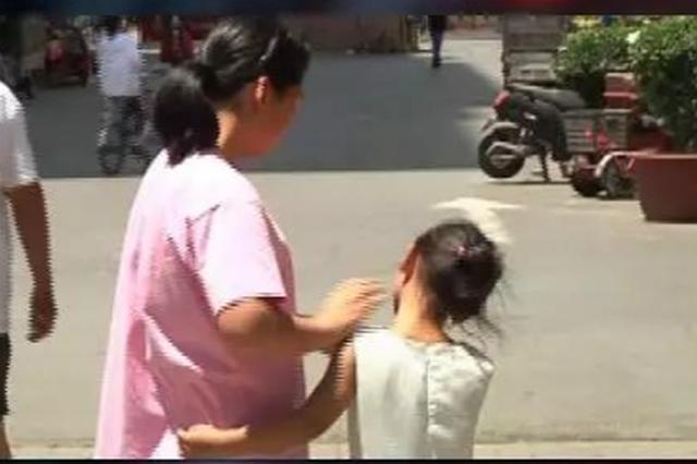 郑州奥迪女掌掴五岁女童被拘留 家属觉得挺冤枉